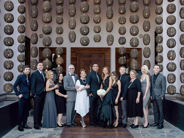 Tricia and Richie's wedding in Mexico 18