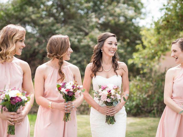 Danielle and Cody's Wedding in Mesa, Arizona 6