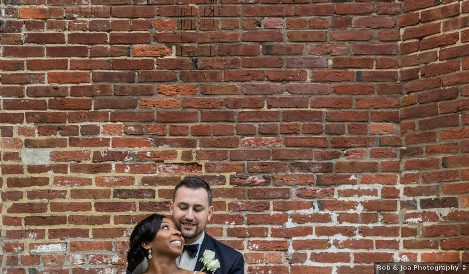 Matthew and Manesha's Wedding in Baltimore, Maryland