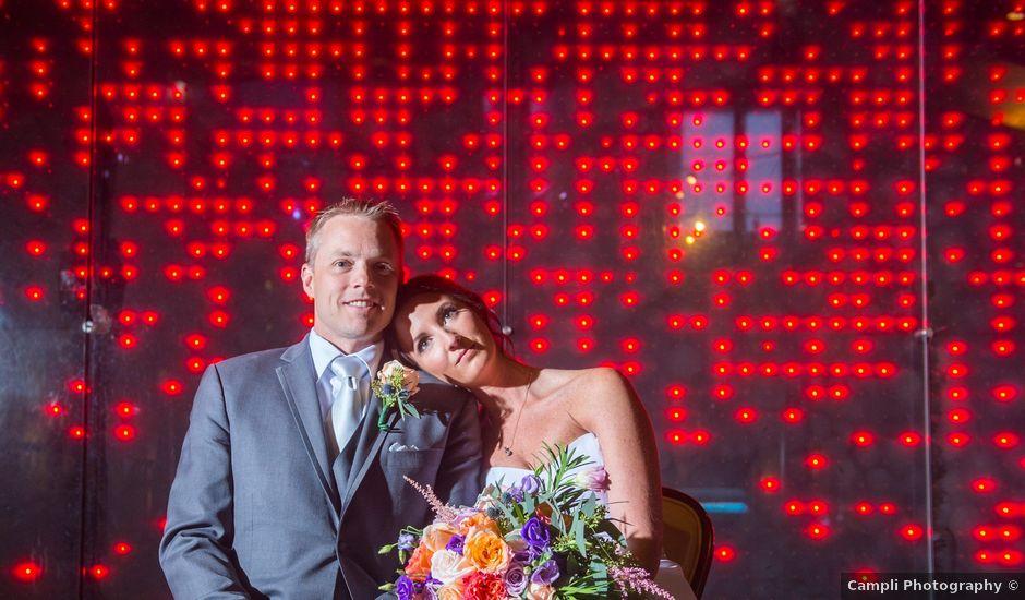 Mike and Alanna's Wedding in Philadelphia, Pennsylvania