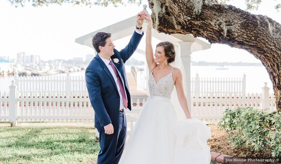 Mitch and Jillian's Wedding in Palmetto, Florida