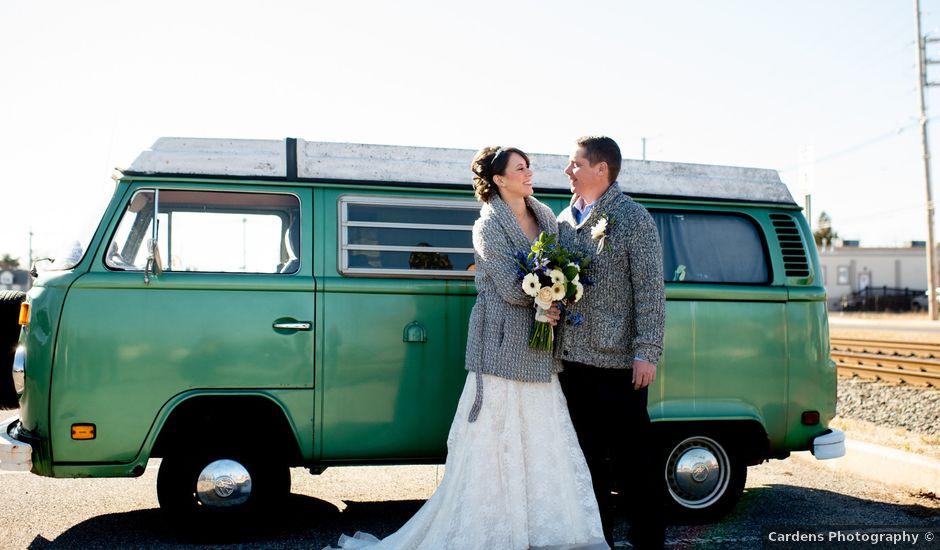 Joshua and Lindsy's Wedding in Philadelphia, Pennsylvania