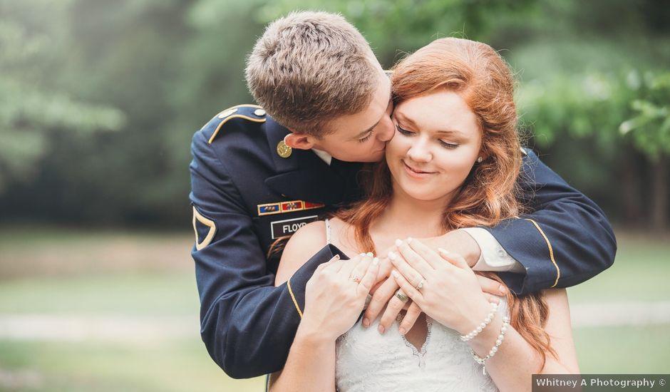 Aaron and Morgan's Wedding in Millbrook, Alabama