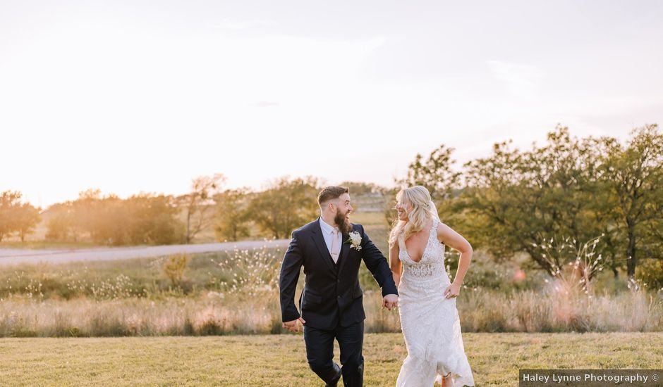 Westin and Caitlin's Wedding in Decatur, Texas