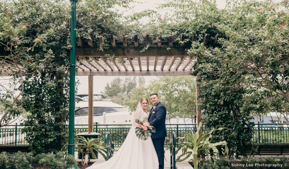 Brandon and Megan's Wedding in Jupiter, Florida