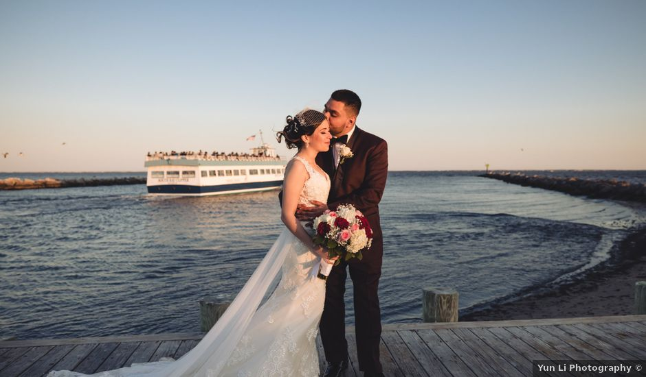 Milton and Candace's Wedding in Sayville, New York