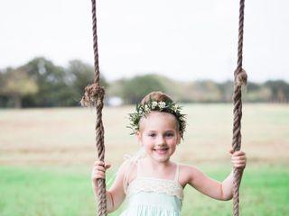 Alison and Daniel's Wedding in Quinlan, Texas 6