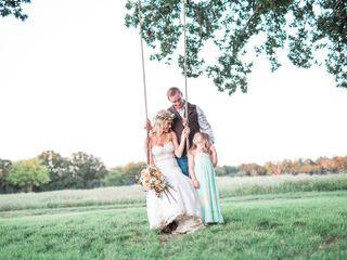 Alison and Daniel's Wedding in Quinlan, Texas 3