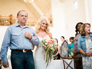 Alison and Daniel's Wedding in Quinlan, Texas 9