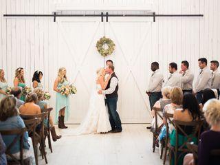 Alison and Daniel's Wedding in Quinlan, Texas 11