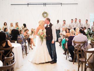 Alison and Daniel's Wedding in Quinlan, Texas 12