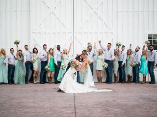 Alison and Daniel's Wedding in Quinlan, Texas 13