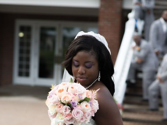 Renee and Abdoul's Wedding in Powell, Ohio 7