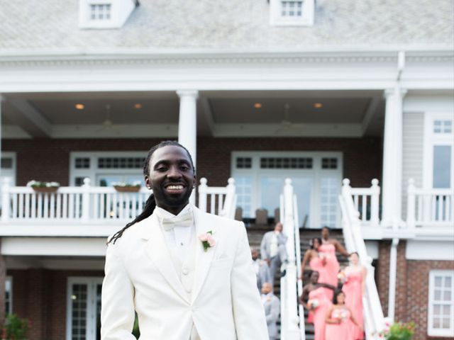 Renee and Abdoul's Wedding in Powell, Ohio 8