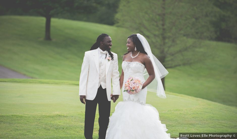 Renee and Abdoul's Wedding in Powell, Ohio