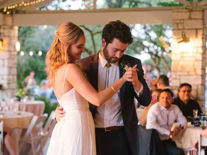 The wedding of Chloe and Garrett
