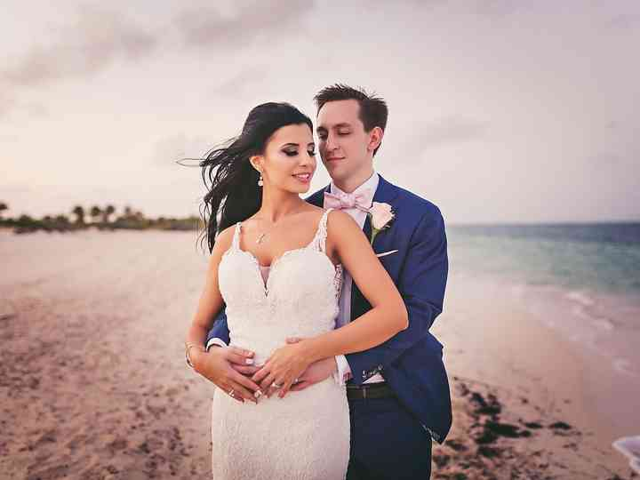 The wedding of Joelle and Zachary