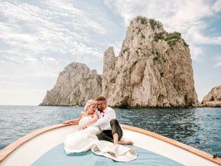The wedding of Chantal and Mario