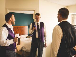 The wedding of Katrina and Matt 2