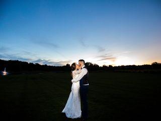 The wedding of Karolina and Mike 1