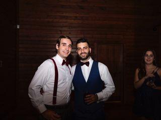 The wedding of Karolina and Mike 2