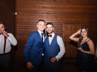 The wedding of Karolina and Mike 3