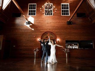 The wedding of Karolina and Mike
