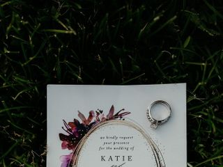 The wedding of Katie and Jake 2