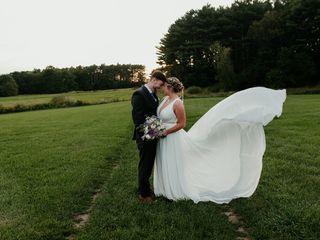 The wedding of Katie and Jake 3