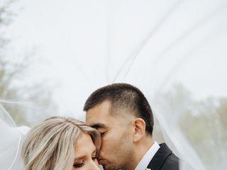 The wedding of Alexandra and Tom 2