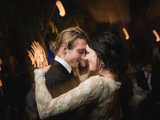 The wedding of Ethen and Heather 1
