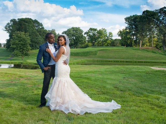 Chantal and Chad's Wedding in Blackwood, New Jersey 2