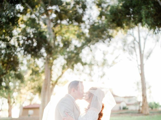 Rudy and Kayla's Wedding in Orange, California 8