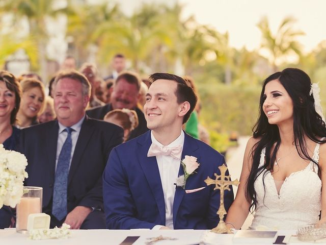 Zachary and Joelle's Wedding in Cancun, Mexico 22