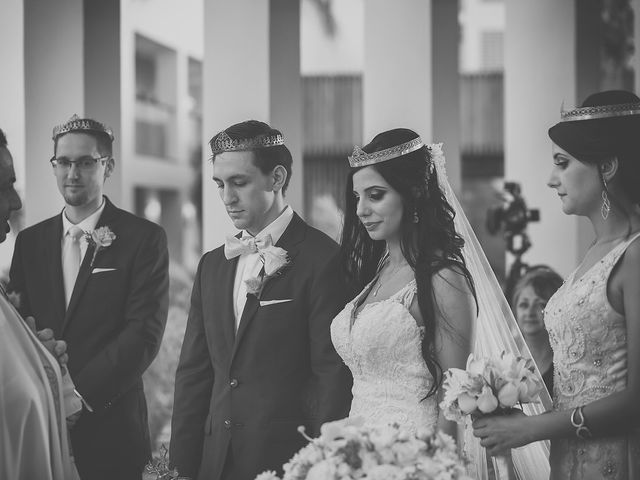 Zachary and Joelle's Wedding in Cancun, Mexico 25