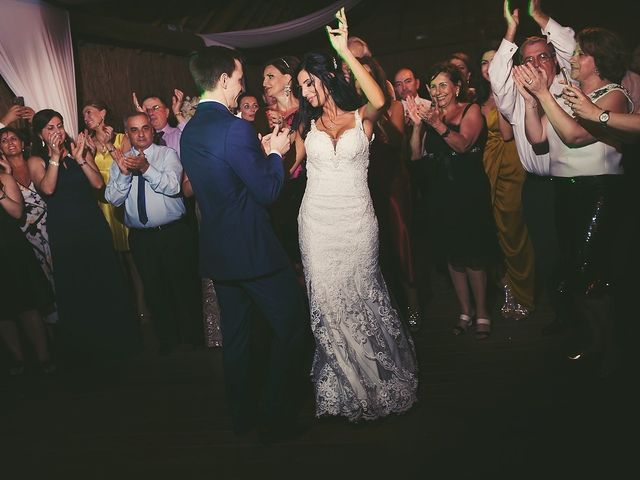 Zachary and Joelle's Wedding in Cancun, Mexico 43