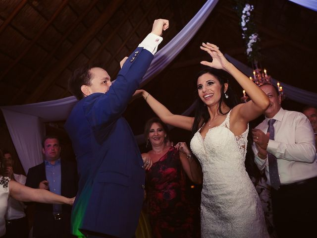 Zachary and Joelle's Wedding in Cancun, Mexico 51