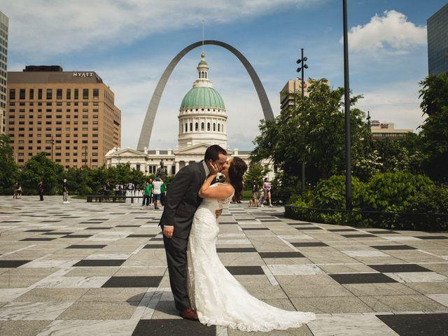 The wedding of Katrina and Matt
