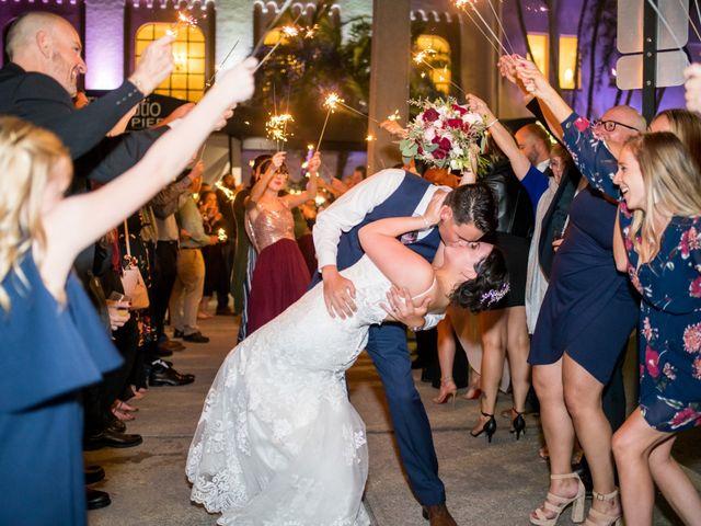 Wesley and Christina's Wedding in Bradenton, Florida 3