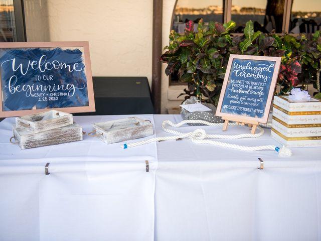 Wesley and Christina's Wedding in Bradenton, Florida 7