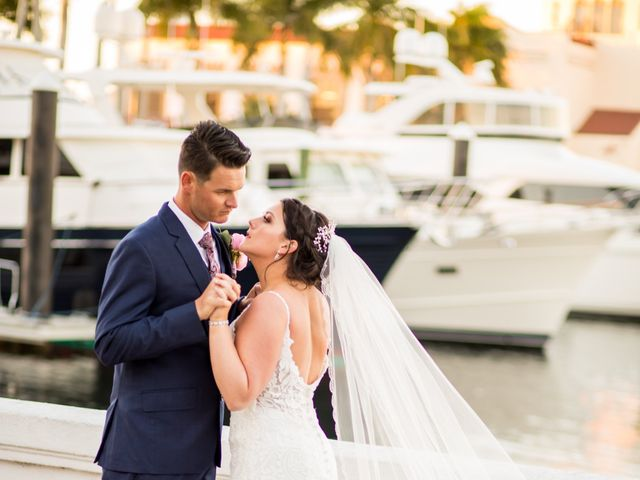Wesley and Christina's Wedding in Bradenton, Florida 14