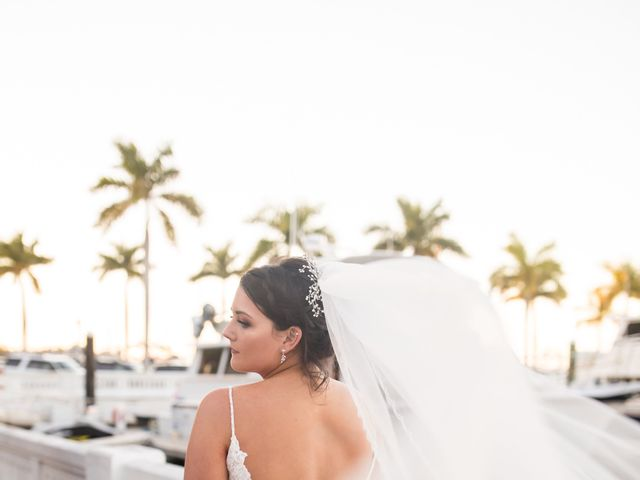Wesley and Christina's Wedding in Bradenton, Florida 15