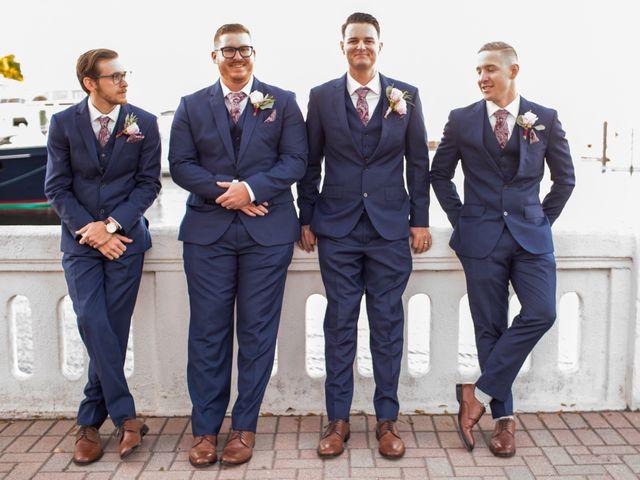 Wesley and Christina's Wedding in Bradenton, Florida 16