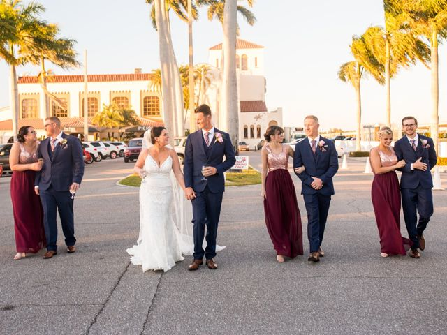 Wesley and Christina's Wedding in Bradenton, Florida 19
