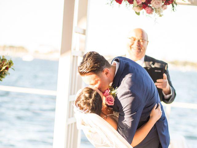 Wesley and Christina's Wedding in Bradenton, Florida 1