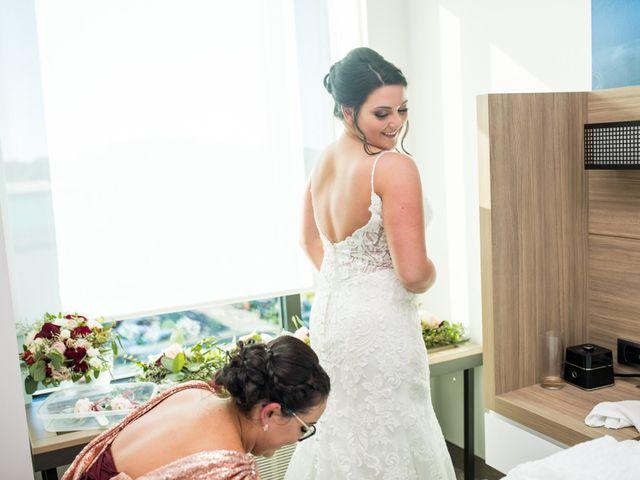 Wesley and Christina's Wedding in Bradenton, Florida 33