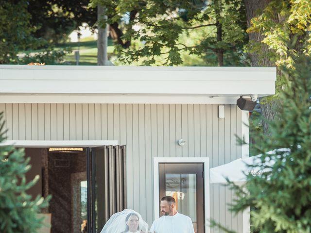 Amanda and Gerard's Wedding in Derby, Connecticut 10
