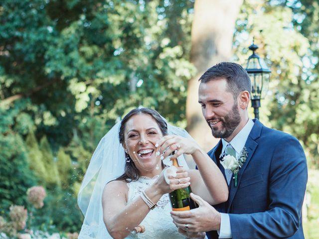 Amanda and Gerard's Wedding in Derby, Connecticut 12