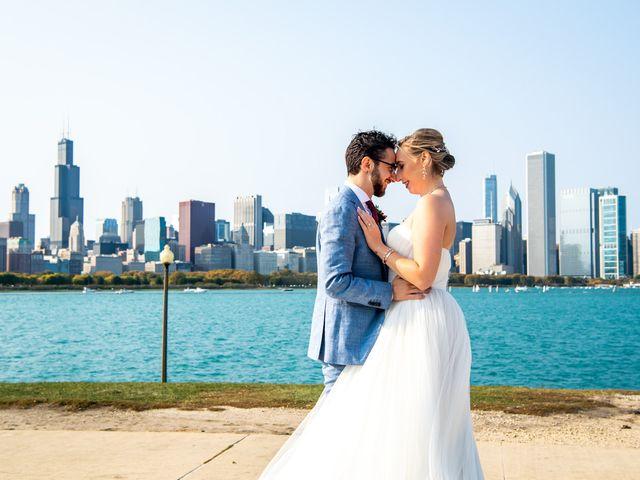 The wedding of Kseniya and Adam