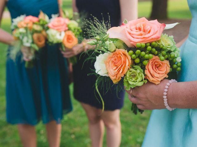 Allison and Patrick's Wedding in Tacoma, Washington 5